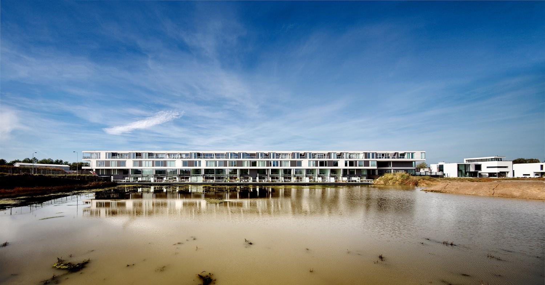 AHH - Waterrijk, stedenbouwkundig ontwerp, Eindhoven