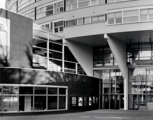 Spui theatre centre and housing, The Hague
