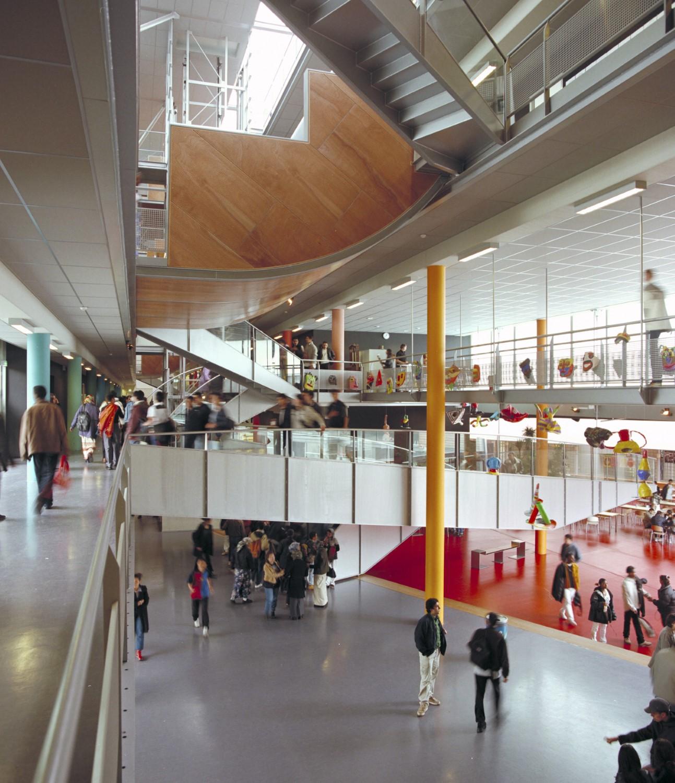 Blueprint Plan Ahh Montessori College Oost Amsterdam