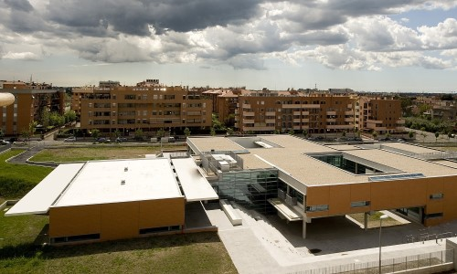 Raffaello primary and secondary school, Rome, Italy