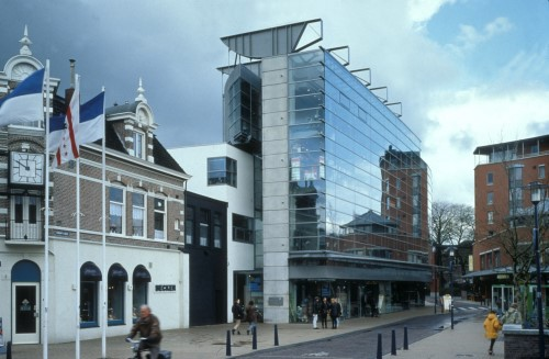 Vanderveen department store Assen